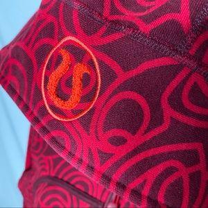 lululemon athletica Tops - Lululemon scuba hoodie. Rare print.